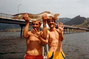 Hauki – Fischen im Sihlsee